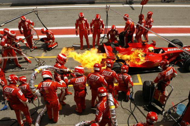 Pit Stops Gone Wrong: 10 Famous Gaffes in the Pit Lane