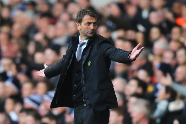 4 Best Replacement Options for Tim Sherwood at Tottenham Hotspur