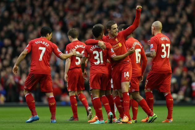 Premier League Preview: How Liverpool Will Line Up Against Sunderland
