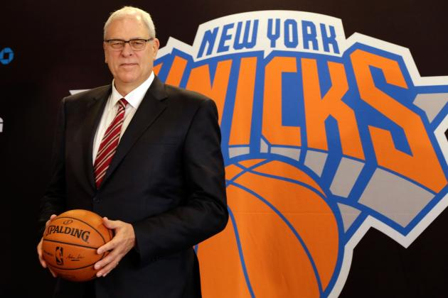 Projecting NY Knicks' 2014 Free Agency Big Board