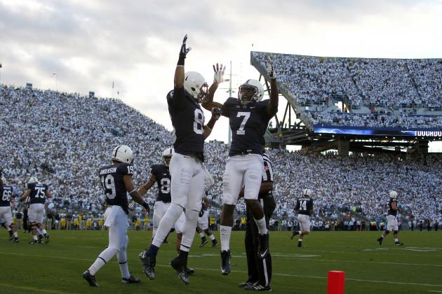 Penn State Football: 4 Players Who Should See Their Roles Expanded in 2014