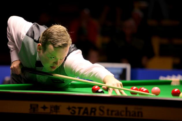 PTC Grand Final 2014 Snooker: Daily Results, Updated Schedule and Prize Money