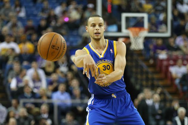 B/R Interview: Stephen Curry Talks Expectations, Names All-Time Starting Five