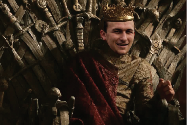 Recasting 'Game of Thrones' with Sports Figures