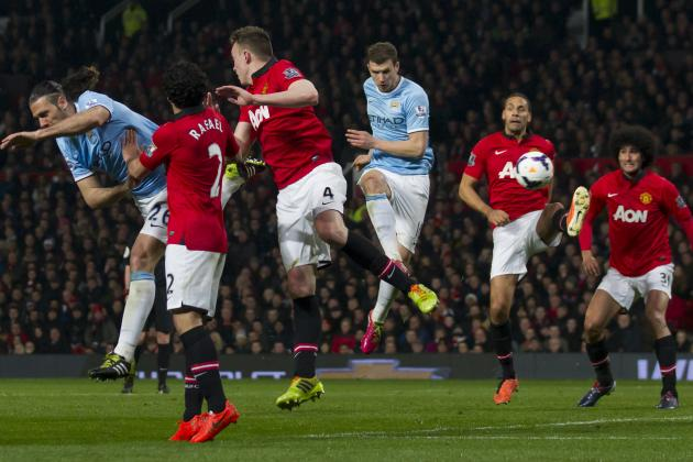 Manchester United vs. Manchester City: 5 Things We Learned