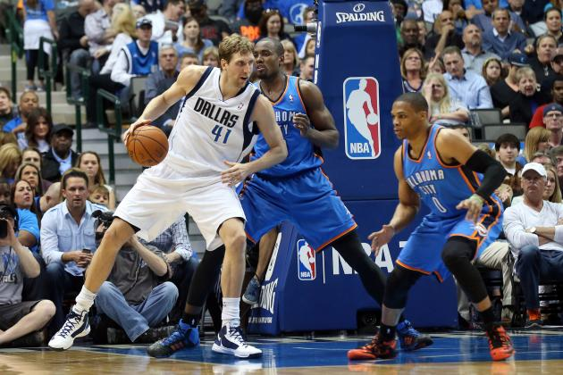 Where Does 2014 Rank Among Dirk Nowitzki's Best Seasons Ever?