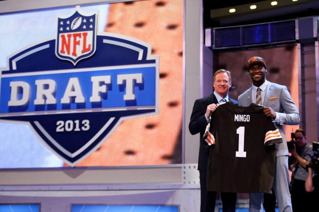 Cleveland Browns Complete, 7-Round 2014 NFL Mock Draft