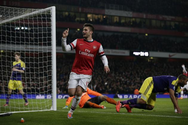 Arsenal vs. Swansea City: 6 Things We Learned from Gunners' Undeserved Draw