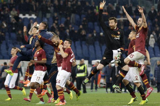 Roma vs. Torino: 6 Things We Learned
