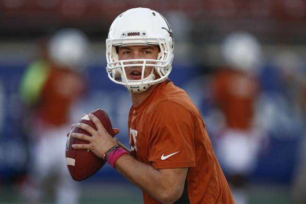 Texas Football: Most Positive Signs from Spring Practice