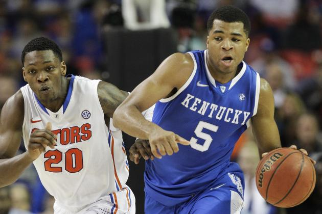 Final 4 Bracket 2014: Real-Time Odds to Win 2014 NCAA Title