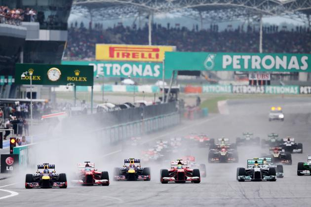 Malaysian Grand Prix 2014 Preview: Start Time, TV Info, Weather, Schedule, Odds