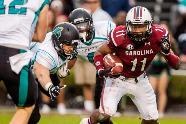 South Carolina Football: 5 Players Who Should See Their Roles Expanded in 2014