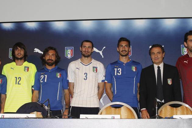 20. Italy