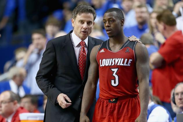 Biggest Challenges Louisville Faces vs. Kentucky in Hyped Sweet 16 Matchup