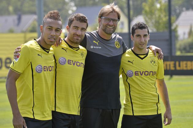 Sokratis Top, Mkhitaryan Flop: Reviewing Borussia Dortmund's 2013-14 Transfers