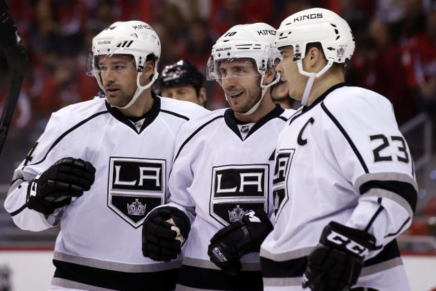 The 5 Biggest Letdowns of Los Angeles Kings' 2013-14 Season So Far