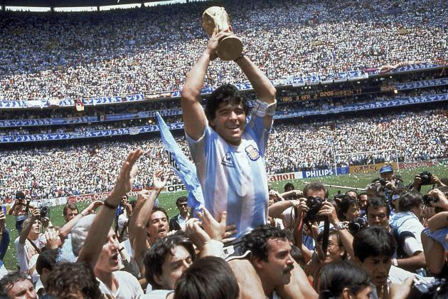 Ranking Argentina's 30 Greatest World Cup Moments
