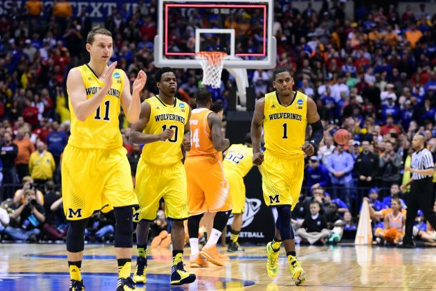 NCAA Tournament 2014: Winners and Losers of Day 8