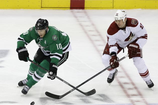 5 Advantages Dallas Stars Have in 2014 Western Conference Wild Card Race
