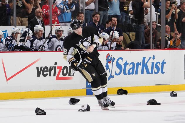 Pittsburgh Penguins' 5 Most Impressive Individual Performances in 2013-14