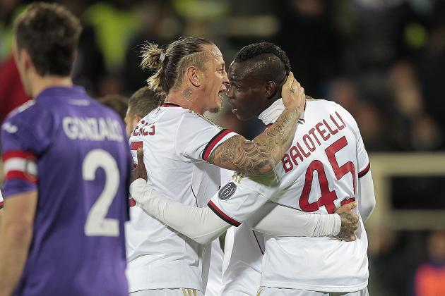 Fiorentina vs. Milan: 5 Things We Learned