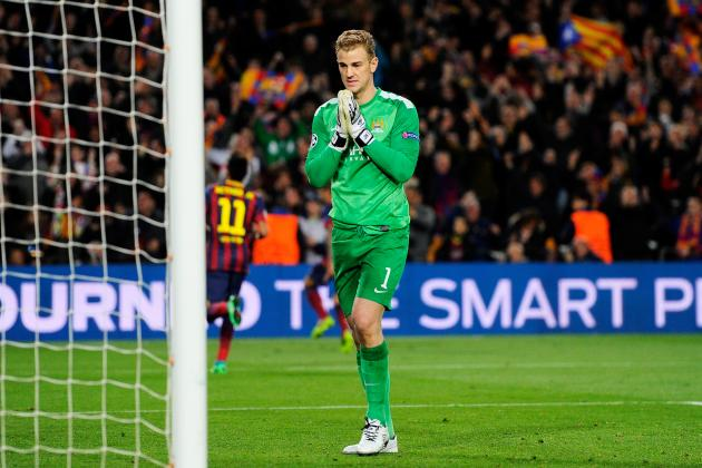 Power Ranking the Week's 20 Hottest Transfer Rumours: Joe Hart to Real Madrid?