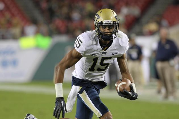 5 Late-Round NFL Draft Prospects Perfectly Suited for Pittsburgh Steelers