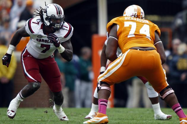 2014 NFL Mock Draft: Complete 1st-Round Picks with Trade Projections
