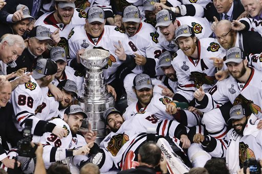Chicago Blackhawks: Checking In with Former 'Hawks from 2013 Stanley Cup Team