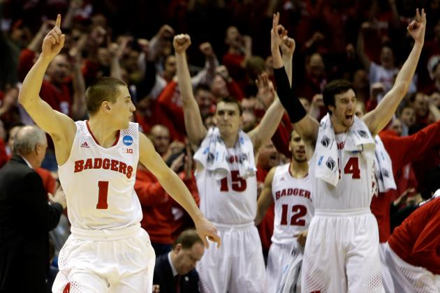 College Basketball Picks: Wisconsin Badgers vs. Baylor Bears