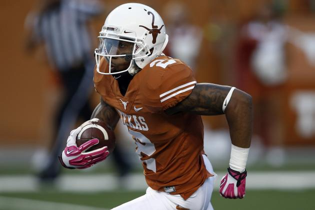 Texas Football: 7 Longhorns Who Should See Their Roles Expanded in 2014