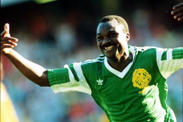 African Football's 40 Most Memorable World Cup Moments