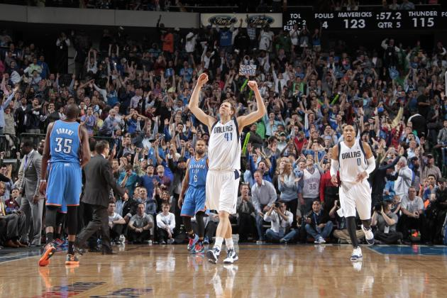 Power Ranking Every Key Dallas Mavericks Player Before Season's End