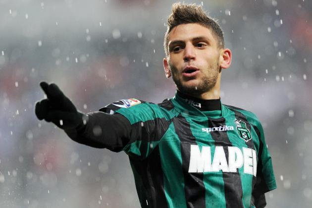 4 Reasons Why Juventus Need Domenico Berardi Alongside Tevez and Llorente