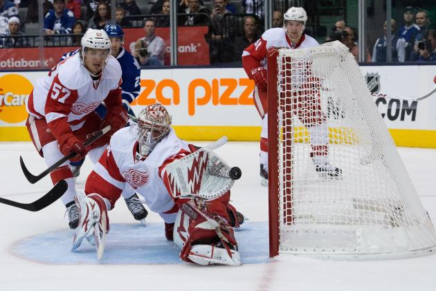 The Achilles' Heels for Detroit Red Wings' Top 5 Prospects