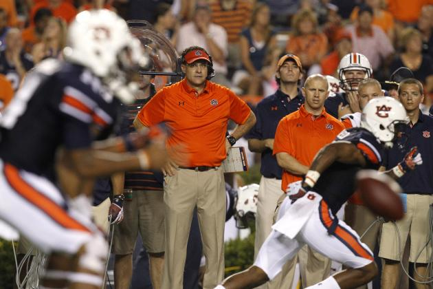 Auburn Football Recruiting: In-State Prospects Tigers Can't Let Slip Away