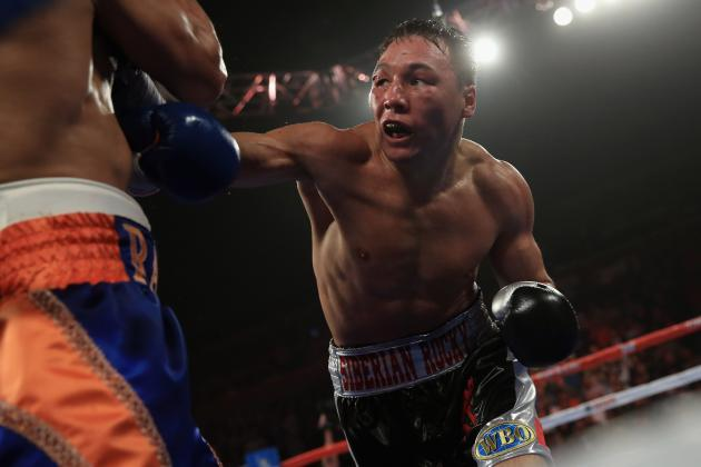 10 Brawler vs. Brawler Matchups That Boxing Fans Want to See