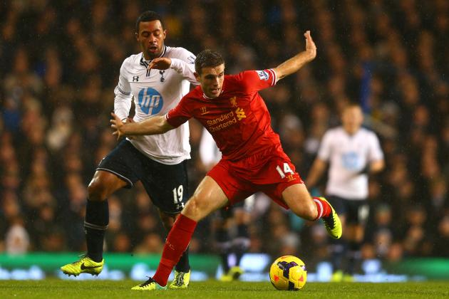 How Liverpool Will Line Up Against Tottenham Hotspur
