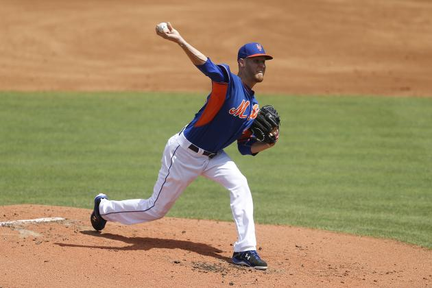 New York Mets: Can Zack Wheeler Handle the NL East?