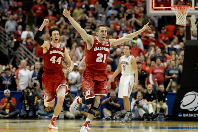 NCAA Tournament 2014: Winners and Losers of the Elite Eight