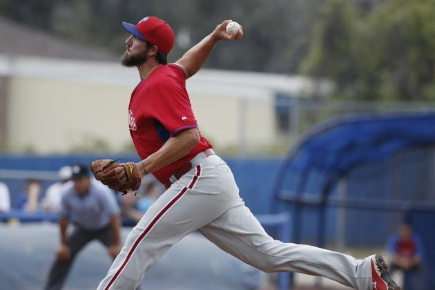 Final Predictions for Winners of Phillies' Key Spring Position Battles