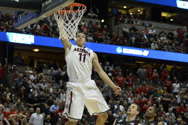 Stock Up, Stock Down for Top NBA Draft Prospects After NCAA Tournament Sweet 16