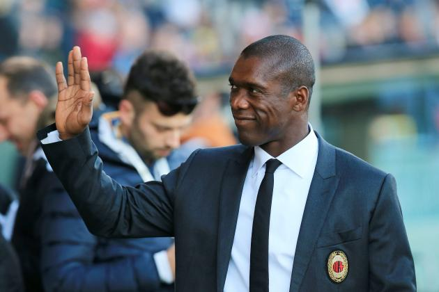 5 Reasons Why Clarence Seedorf Has Been Perfect for AC Milan