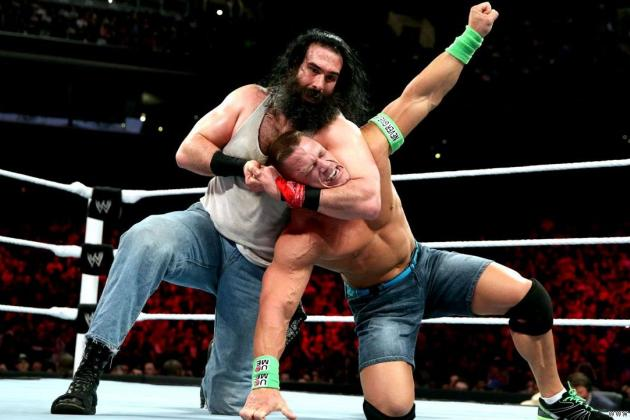 Breaking Down the Best and Worst of the WWE for Week of March 24