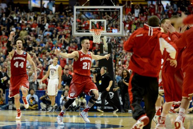 B/R Expert NCAA Bracket Picks 2014: Updated Elite Eight Results