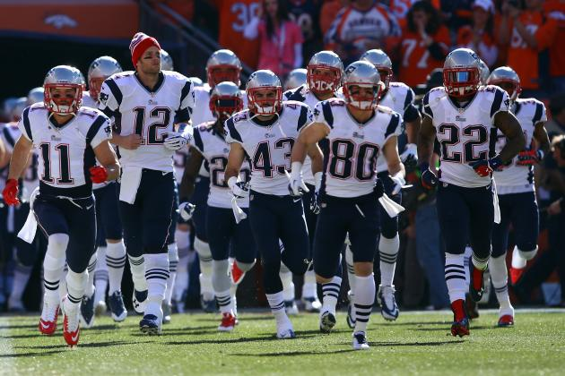Projecting New England Patriots Depth Chart After Peak of Free Agency