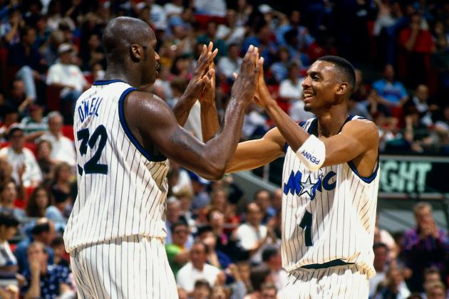Building the 25th Anniversary Orlando Magic Team