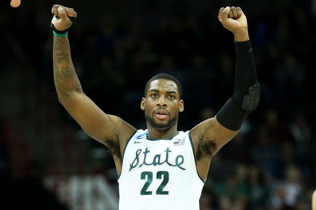 Michigan State Basketball: Highs and Lows of Spartans' 2014 NCAA Tournament