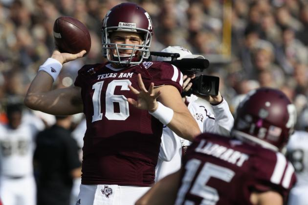 Texas A&M Football: Spring Practice Position Battle Tracker